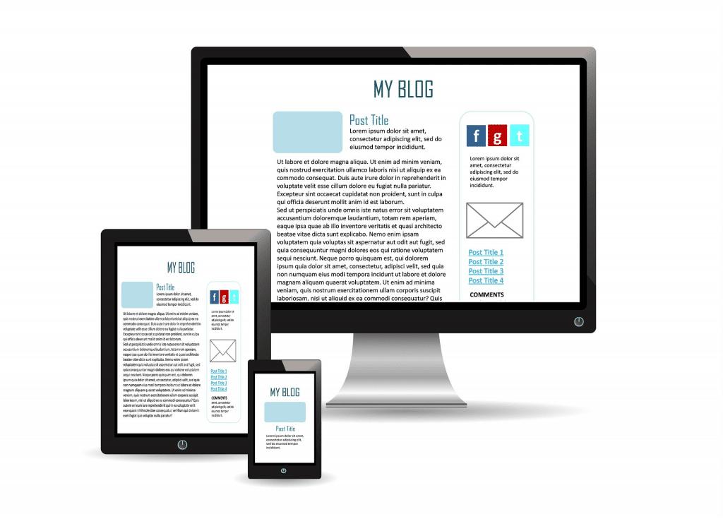 blogging and adsense program