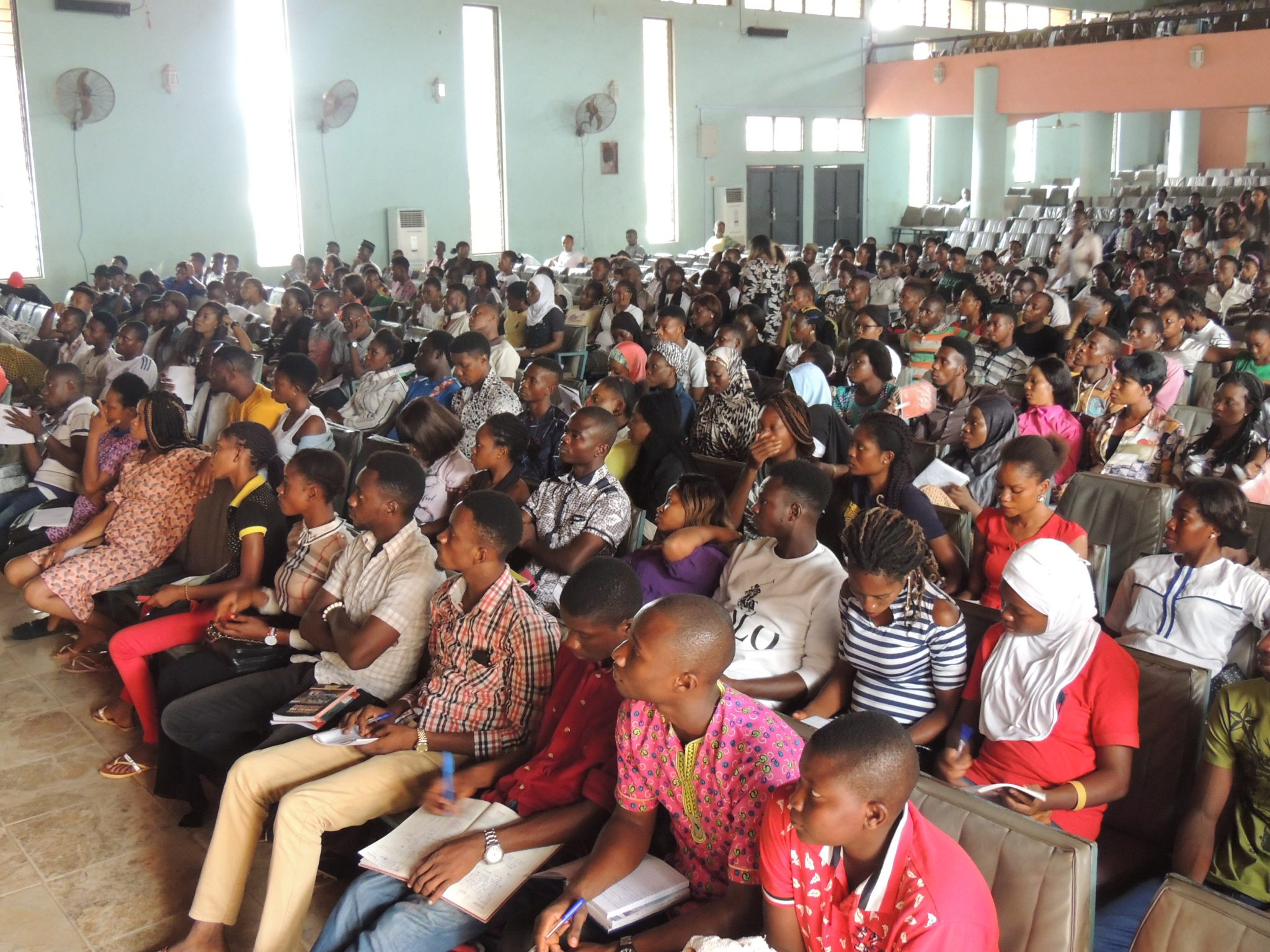 Federal Polytechnic, Auchi - Mother of Wealth (MOW) Seminar