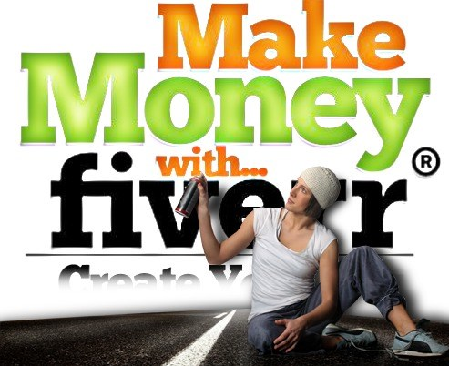 making money online from fiverr