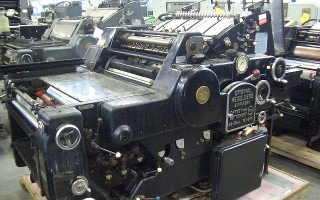 Starting an Off-set-Printing Business / Desktop Publishing