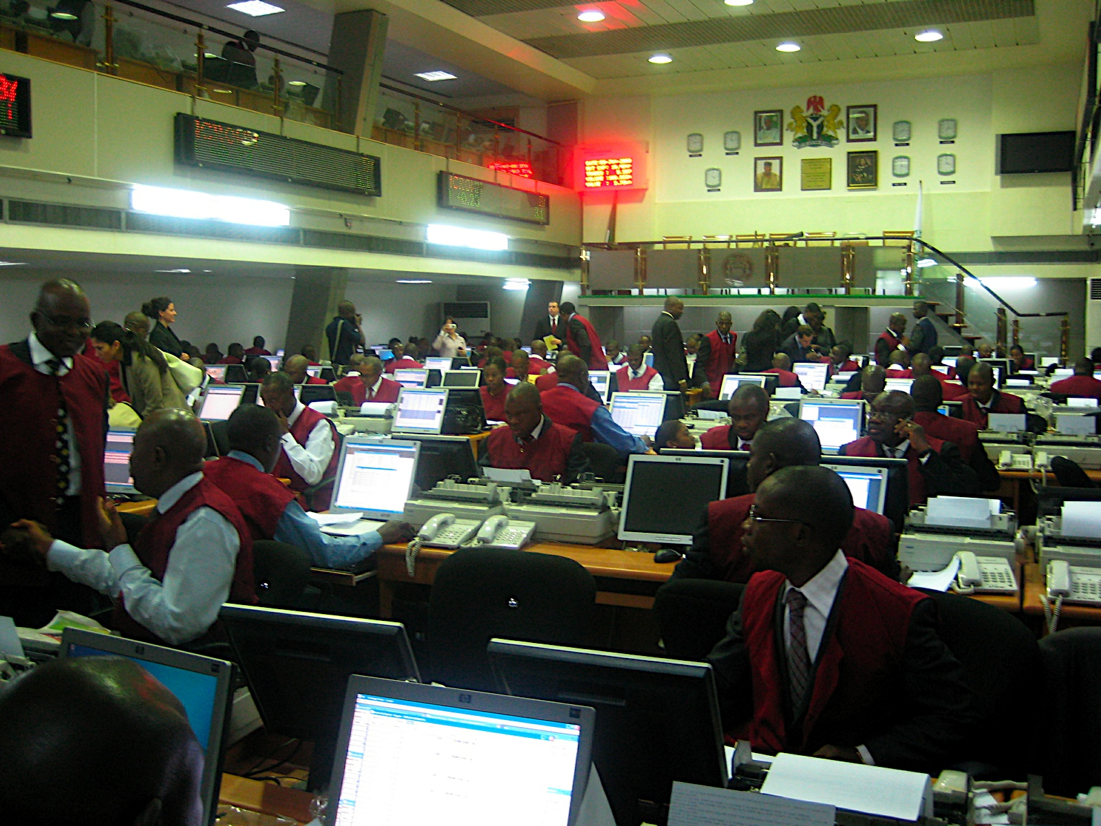 Nigerian Stocks Exchange – Investing In Stocks as a Beginner