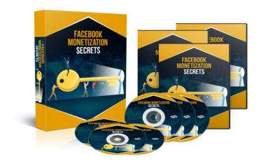 facebook monetization