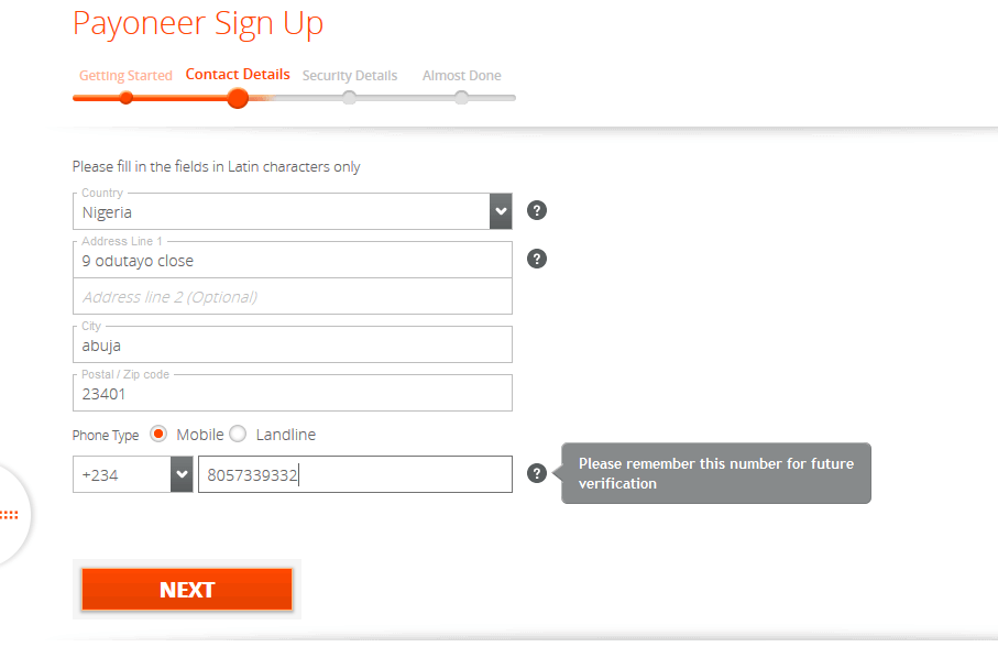 Receiving Payments Online: Free Payoneer MasterCard and US Bank Account 15