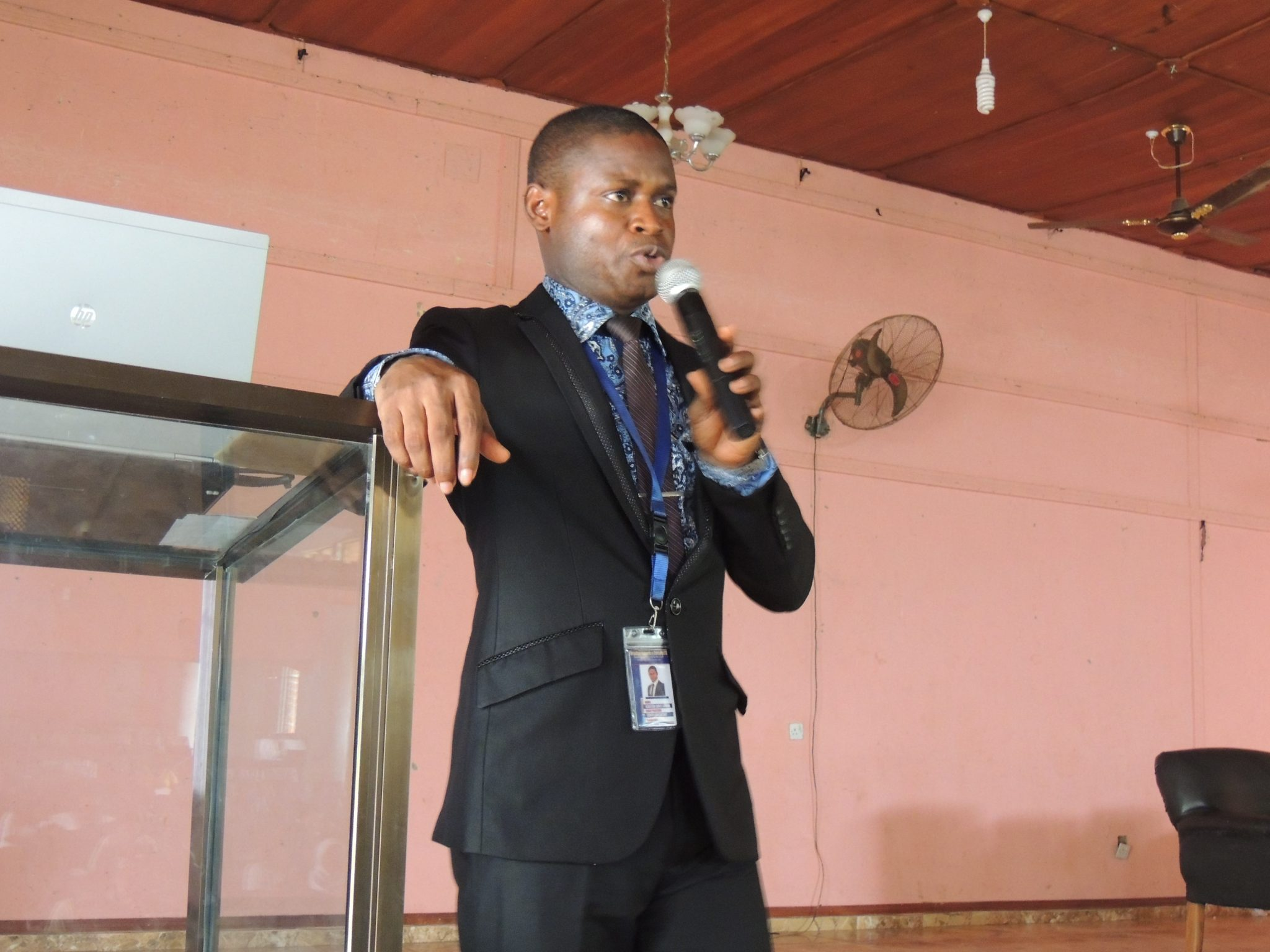 mr daniel ogbeifun of megarich networks and consults ltd